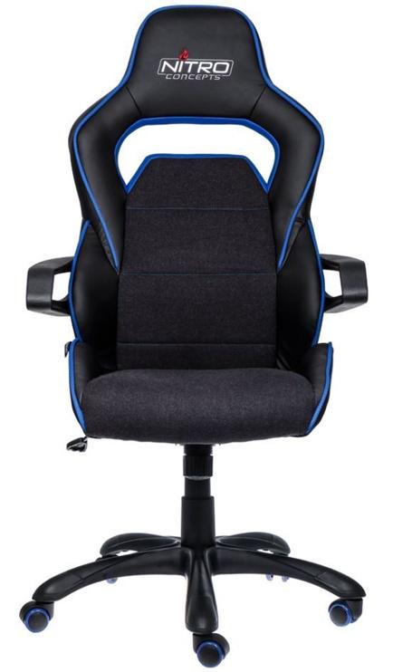 Nitro Concepts Evo Gaming Chair Black/Blue