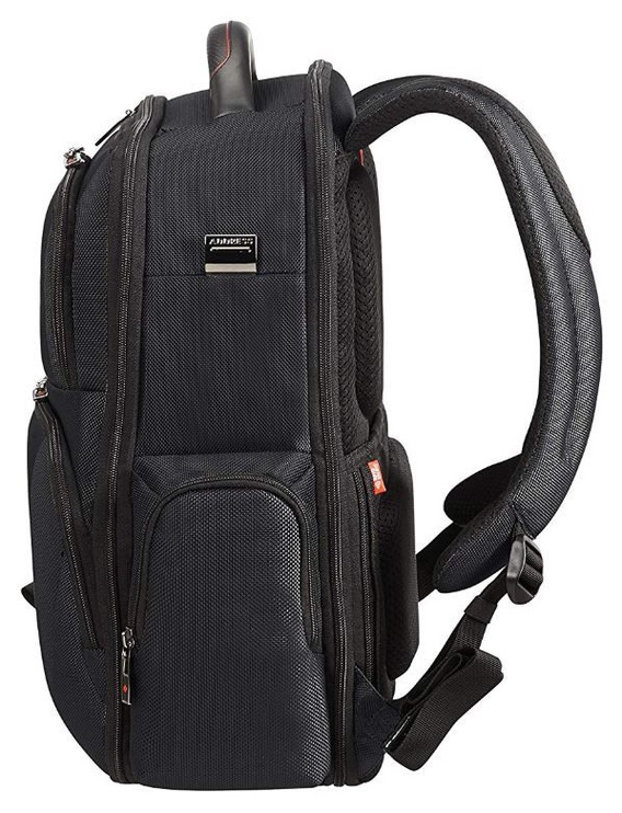 Samsonite Notebook Backpack PRO-DLX 5 For 15.6'' Black