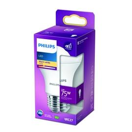 Lambipirn Philips 929001234404, led, E27, 11 W, 1055 lm, soe valge