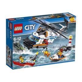 Konstruktor LEGO City, Raskeveokite päästehelikopter 60166