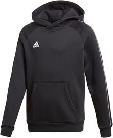Adidas Core 18 Hoodie JR CE9069 Black 164cm