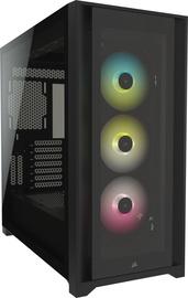 Corsair iCUE 5000X RGB TG Mid-Tower ATX Black