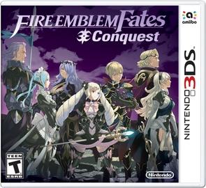 Nintendo 3DS Fire Emblem Fates: Conquest