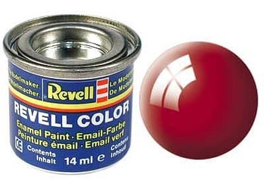 Revell Email Color 14ml Gloss RAL 3000 Fiery Red 32131