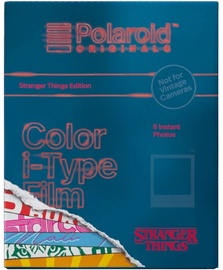Polaroid Color i-Type Film Stranger Things Edition