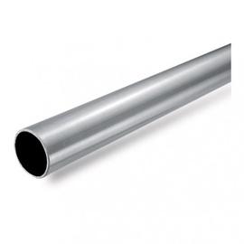 Aluminium Round Pipe 15mm 1m
