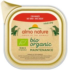 Almo Nature Bio Organic Maintenance Beef 100g