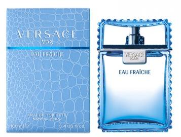 Tualettvesi Versace Man Eau Fraiche 100 ml EDT