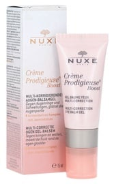 Крем для глаз Nuxe Creme Prodigieuse Boost Multi Correction Eye Balm Gel, 15 мл