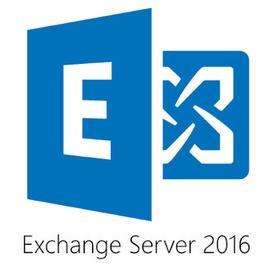 Microsoft Exchange Server 2016 Enterprise User CAL OLP No Level Government