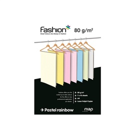 SN Fashion Pastel Rainbow Copy Paper A4 80g/m2