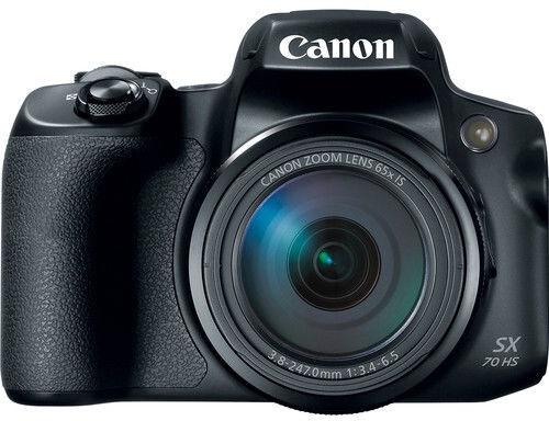Canon PowerShot SX70 HS Black
