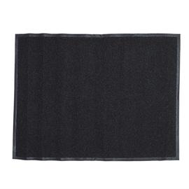 Uksematt Vinil Black, 90 x 120 cm
