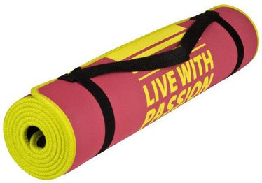 Spokey Flexmat II Pink/Yellow