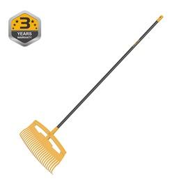 Forte Tools FT11 Rake 52.5cm Yellow