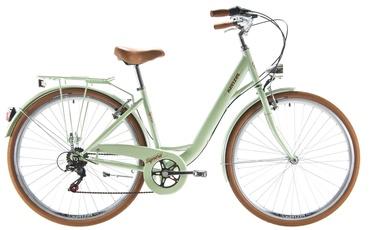 "Jalgratas Kenzel Signora Retro, roheline, 28"""