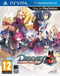Disgaea 3: Absence of Detention PSV