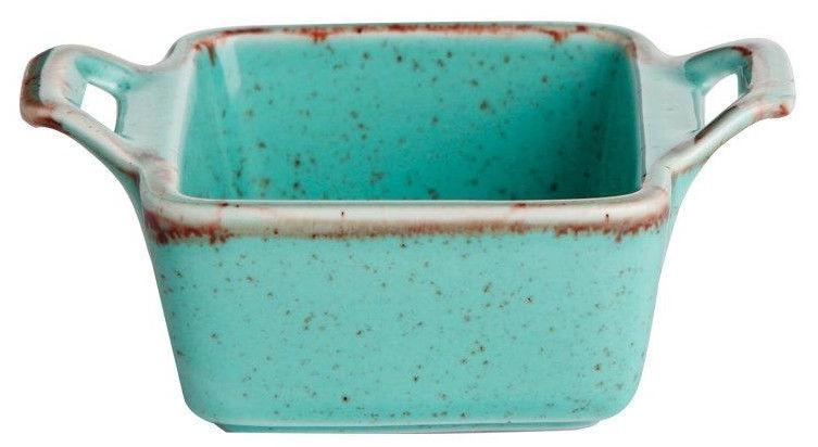Porland Seasons Bowl 10cm Turquoise