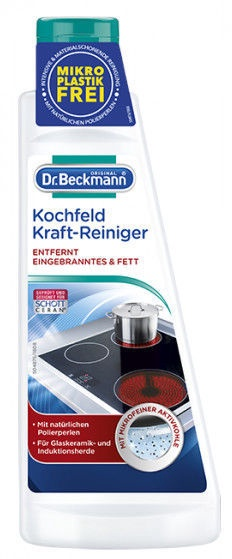 Dr. Beckmann Ceramic & Induction Stove Cleaner 250ml