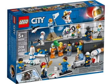Konstruktor Lego City People Pack Space Research And Development 60230