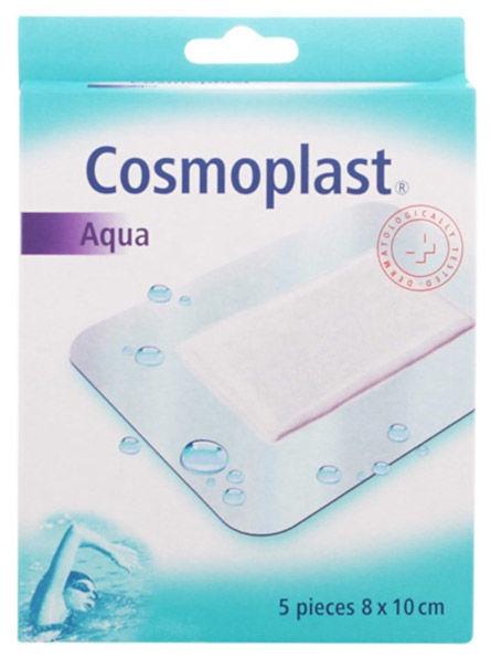 Cosmoplast Aqua Plaster 8x10cm 5pcs