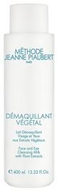 Jeanne Piaubert Demaquillant Vegetal Face And Eye Cleansing Milk 400ml