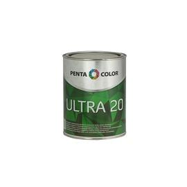 Pentacolor Ultra 20 Dispersion Emulsion Paint White 1l