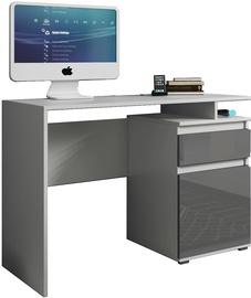 Письменный стол Pro Meble Milano PKC 105 White/Grey