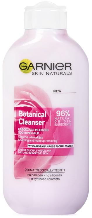 Garnier Skin Naturals Botanical Cleanser Soothing Milk 200ml