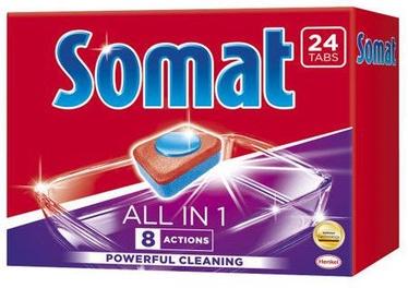 Henkel Somat All In One 24 Tabs