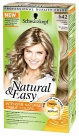 Schwarzkopf Natural & Easy Hair Colo 542 Opal Medium Ash Blond