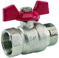 ARCO Nile MF Ball Valve with Short Handle 1/2''