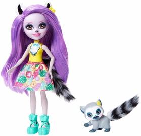 Nukk Mattel Enchantimals Lemur GFN44