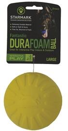 Mänguasi koerale Starmark Fantastic DuraFoam Ball L Yellow