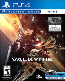EVE: Valkyrie PS4 VR