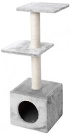 Kraapimispost kassile Europet Bernina Palazzo Gray, 90 cm