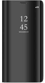Mocco Clear View Cover Case For Samsung Galaxy A50 Black