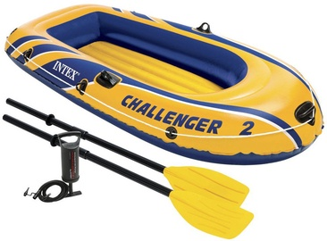 Intex Challenger 2 Set Yellow