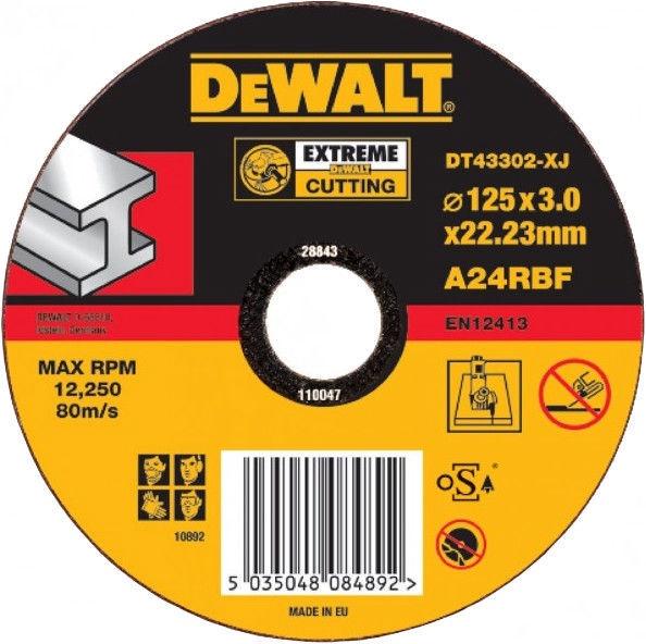DeWALT DT43302-XJ Cutting Disc for Metal