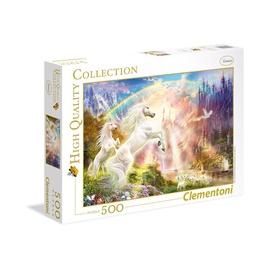Pusle Clementoni Sunset Unicorns 35054, 500 tk