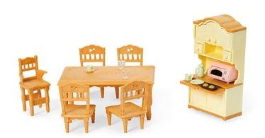 Epoch Sylvanian Families Dining Room Set