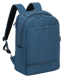"""Rivacase Notebook Backpack 17.3"""" Blue"""