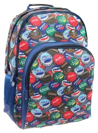 Must Energy 3 Compartments Backpack Caps