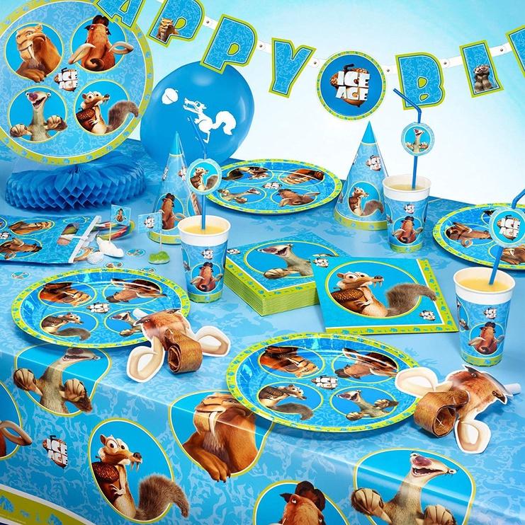 Herlitz Party Picks Ice Age 20pcs