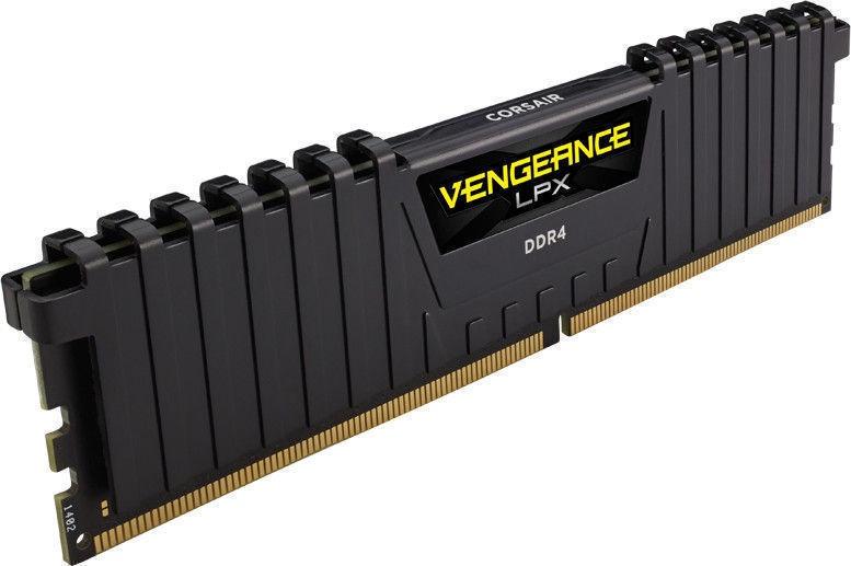 Corsair Vengeance LPX Black 32GB 3000MHz CL16 DDR4 KIT OF 4 CMK32GX4M4D3000C16