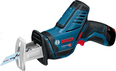 Bosch GSA 12V-14 Cordless Sabre Saw with 2 Batteries