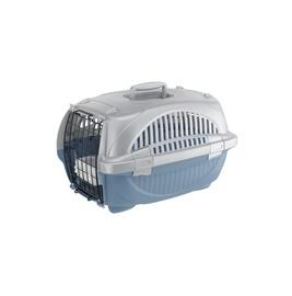 Ferplast Pet Carrier Grey/Blue 34x51x30cm