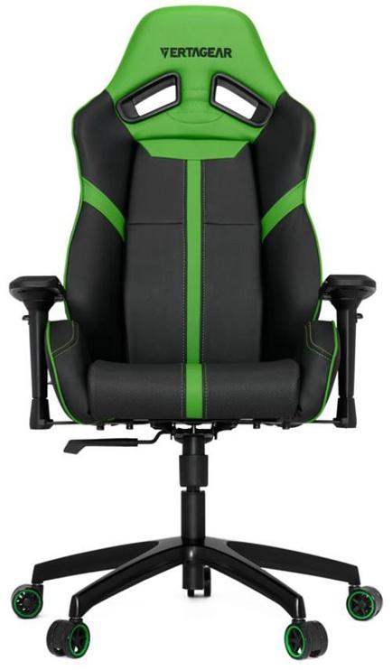 Vertagear SL5000 Racing Series Gaming Chair Green/Black