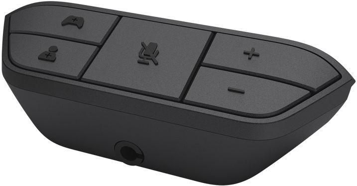 Microsoft Xbox One Stereo Headset Adapter Black