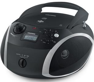 Grundig GRB 3000 CD Player Black Silver